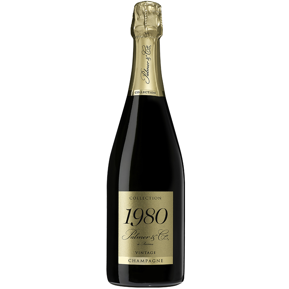Champagne Palmer - Collection Vintage 1980