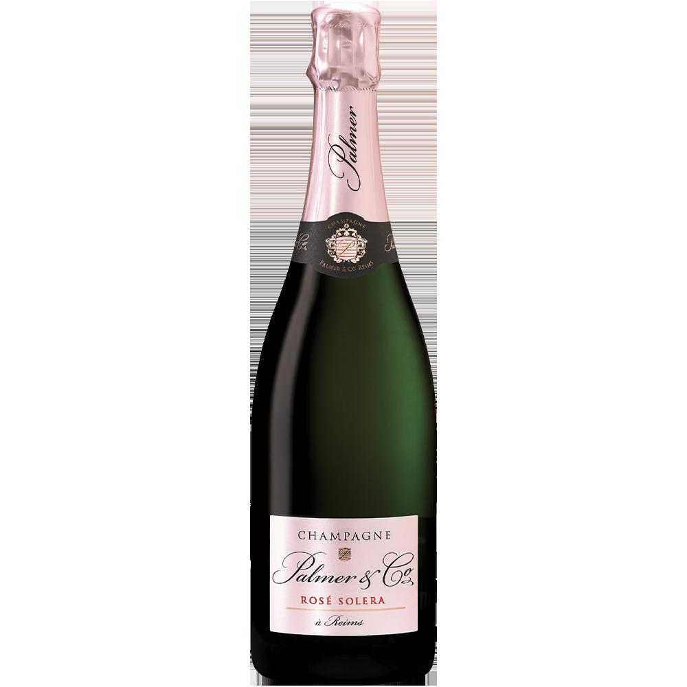 Champagne Palmer - Rosé Soléra