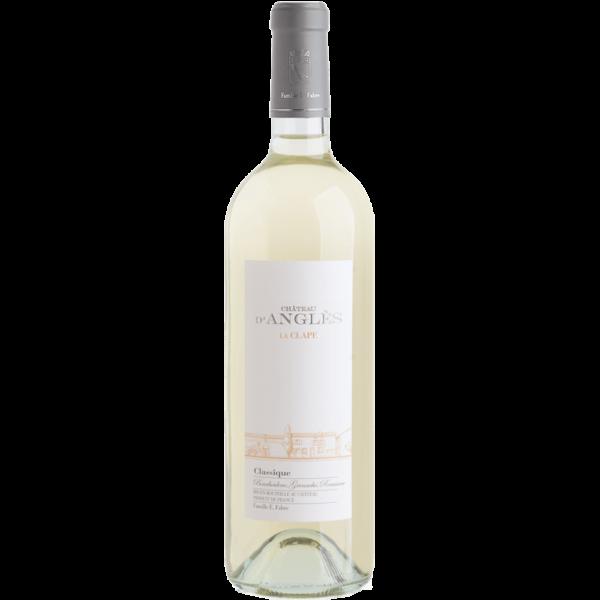 Château D'Anglès - Classique Blanc 2018