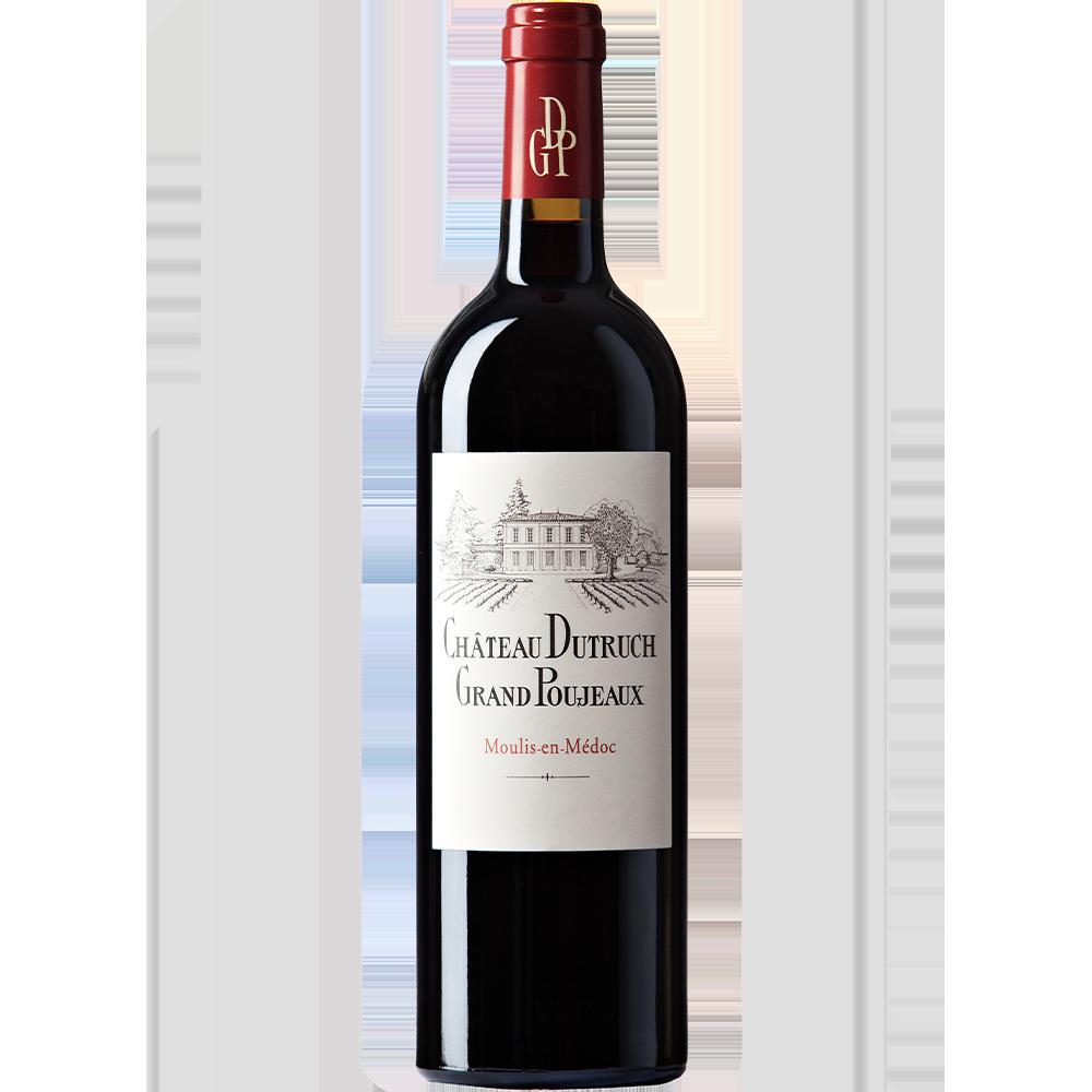 Château Dutruch Grand Poujeaux - Grand Vin 2015