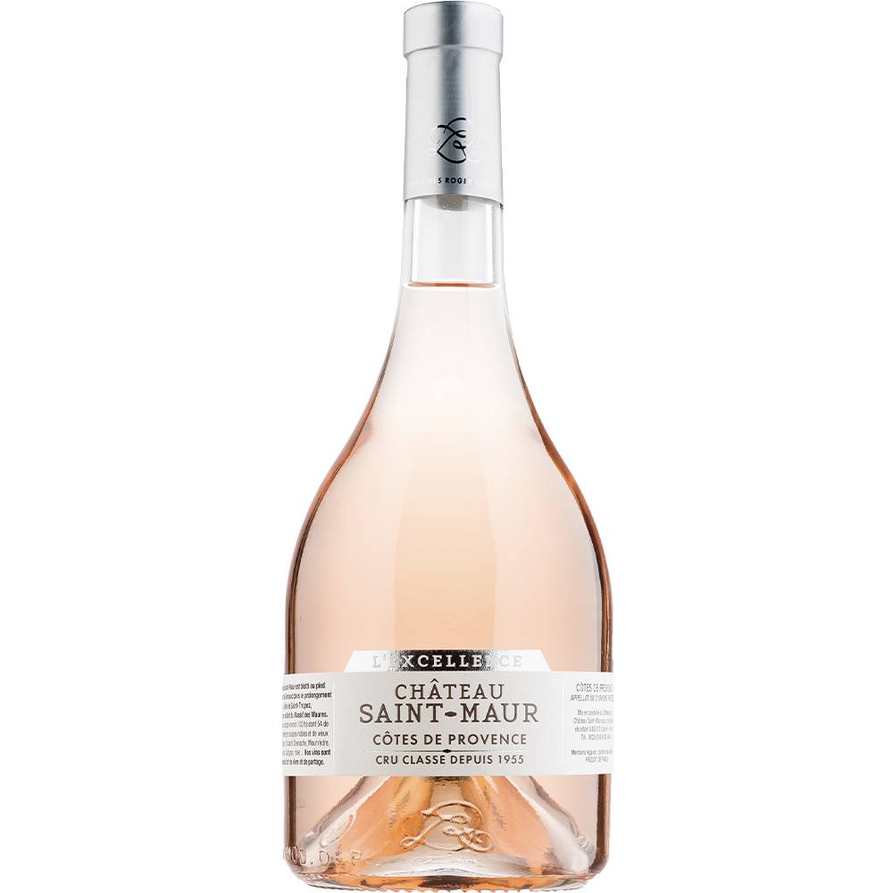 Château Saint Maur - L'Excellence Rosé 2019