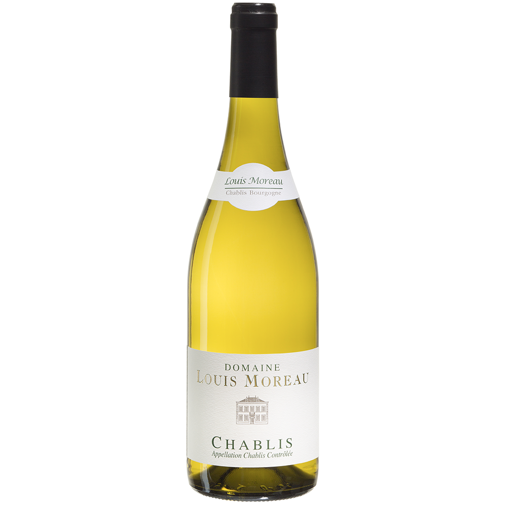 Domaine Louis Moreau - Chablis 2018