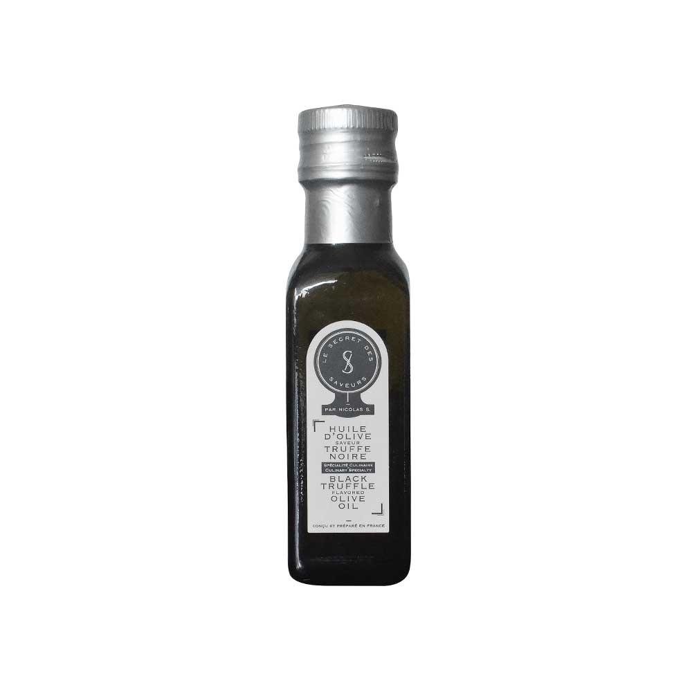 Olivenöl Extra Vierge mit schwarzem Trüffel 100ml