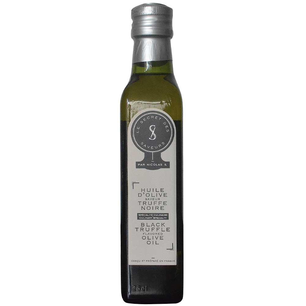 Olivenöl Extra Vierge mit schwarzem Trüffel 250ml