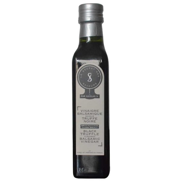 Balsamico-Essig mit schwarzem Trüffel 250ml